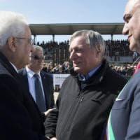 Mattarella a Locri per la XXII Giornata della memoria e dell'impegno: