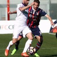 Crotone-Fiorentina, il film della partita