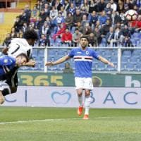 Sampdoria-Juventus 0-1: Cuadrado conferma la fuga bianconera
