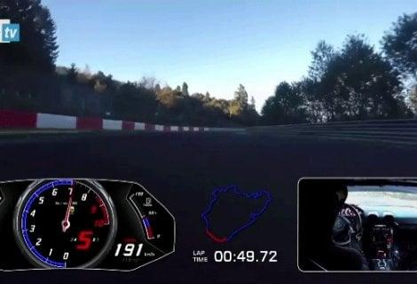 Lamborghini Huracán, il giro al Nürburgring diventa virale