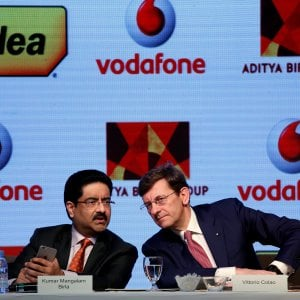 Vodafone, maxi-fusione in India con la rivale Idea Cellular