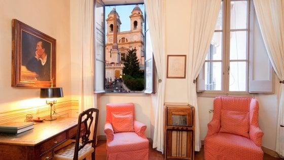 A Roma, un soggiorno romantico dove visse John Keats - Repubblica.it
