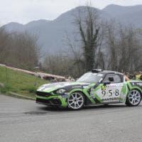 L'Abarth torna ai rally con la 124 del campionato italiano