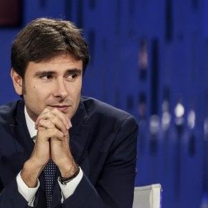 """Alessandro Di Battista: """"Beppe Grillo è il garante, io mi fido, vuole evitare infiltrazioni e cacciare le mele marce"""""""