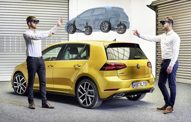 Le lenti magiche per progettare l'auto del futuro