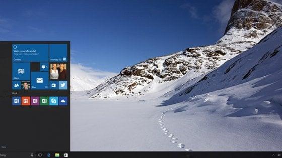 Microsoft spinge su Windows 10, aggiornamento obbligatorio sui pc nuovi