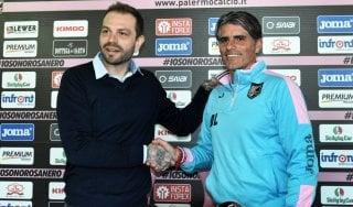 Palermo, Baccaglini: ''Il presidente ora sono io, Lopez non si tocca''
