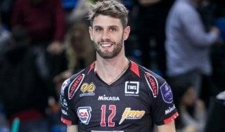 Volley, Cester sorpresa Lube: ''Il mio mestiere è farmi trovare pronto''