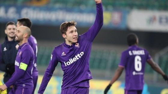 """Under 21, Chiesa va veloce: """"Voglio meritarmi l'Europeo, poi la Nazionale maggiore"""""""
