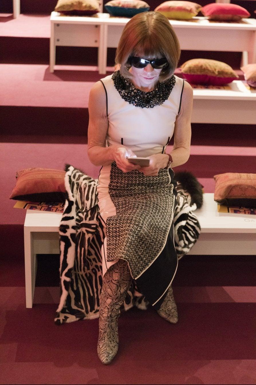Fronte del fashion: le passerelle milanesi viste dall'altro lato