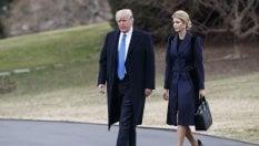 Usa, Ivanka Trump ci ripensa: lavorerà con papà Donald