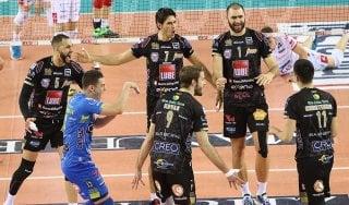 Volley, Champions: Modena deve vincere, alla Lube basta il tie break