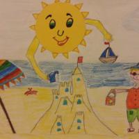 Bambini in Italia troppo al sole, uno su quattro si scotta