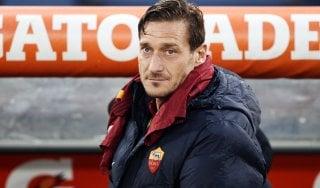 """Roma, Totti fa pace con Spalletti: """"Spero resti, è il futuro della Roma"""""""