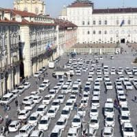 Sciopero taxi confermato, domani stop auto bianche. Ma sigle divise su decreto del governo