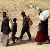 Iraq: migliaia di sfollati e centinaia di feriti e malati in arrivo da Mosul