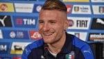 """Immobile: """"Italia al mondiale con i gol miei e di Belotti"""""""