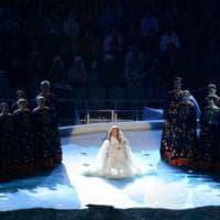 Eurovision, Ucraina vieta ingresso alla cantante russa Samoilova. Mosca