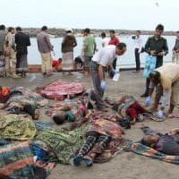 Yemen, profughi somali in fuga massacrati sotto un bombardamento