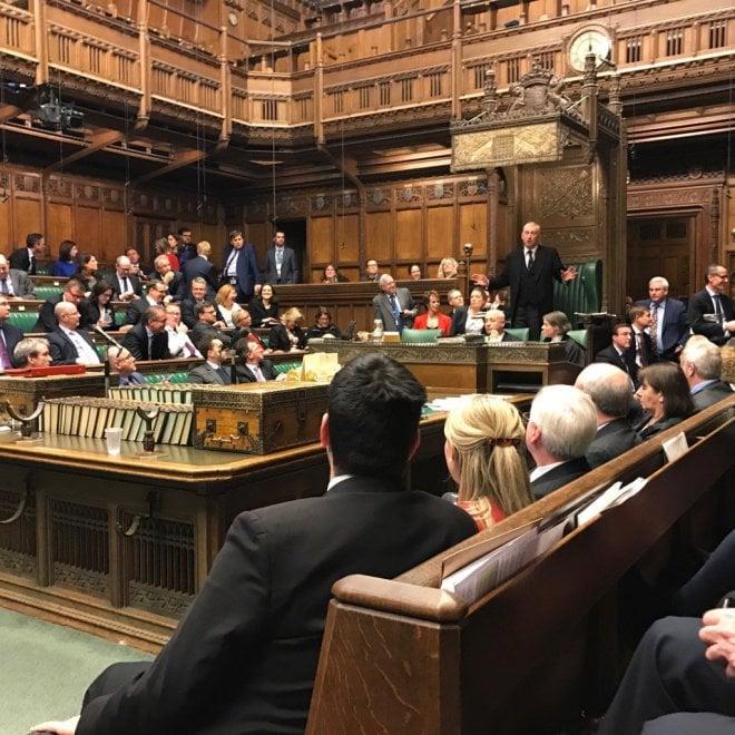 Londra attacco a westminster l 39 interno del parlamento for Parlamento della repubblica
