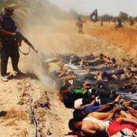 Mosul, la scia di atrocità dello