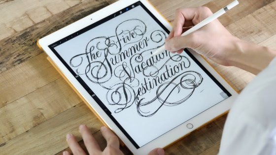 Calligrafia, passione social: l'amore per la scrittura riparte dal web