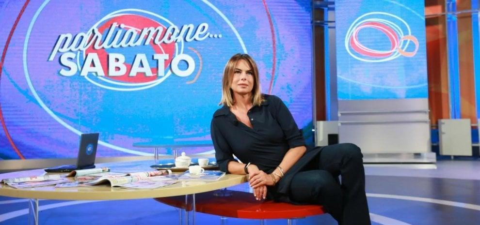 """Paola Perego: """"Mi hanno messa in mezzo, è una cosa molto più grande di me"""""""