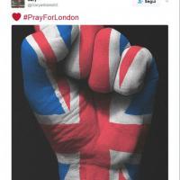 Attacco a Westminster, solidarietà su Twitter con #PrayForLondon