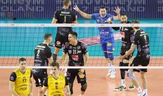 Volley, Champions league: Lube qualificata ai playoff 6