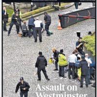 Attacco a Londra, le prime pagine dei quotidiani internazionali