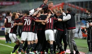 Milan, arrivano 20 milioni: caparra della caparra. Montella perde Abate, stagione finita