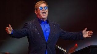 Elton John, 70 anni sul palcola notte in cui conquistò il mondo
