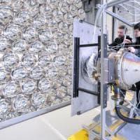 """""""Abbiamo acceso il Sole artificiale più grande del mondo"""". Obiettivo: produrre idrogeno"""