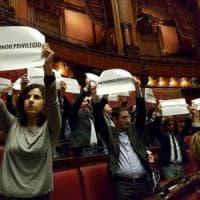 """Massimo De Rosa (M5S): """"Vitalizi, una protesta sacrosanta, la Camera continuerà a..."""