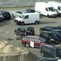 Belgio, auto sulla folla ad Anversa: le indagini della polizia