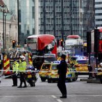 Westminster sotto attacco: le tappe dell'attentato