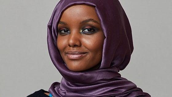 """Halima Aden """"Orgogliosa di essere diversa"""""""
