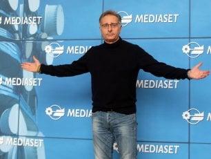 """Bonolis, altri due anni a Mediaset: """"Sanremo? Lo farei, ma non all'Ariston"""""""