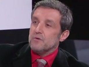 """Flavio Insinna, sorpresa a #cartabianca: """"Io sto con gli oppressi"""". E il video è virale"""