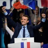 """Macron a Repubblica: """"Dobbiamo fermare Le Pen nel nome dell'Europa"""""""