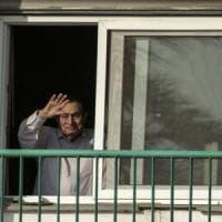 Egitto, Mubarak torna in libertà