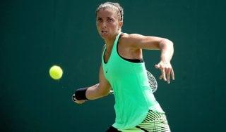 Tennis, Miami: Errani eliminata dalla Zhang. Anche Vinci ko
