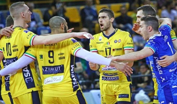 Volley, Champions: Modena ai playoff 6, ora il derby con Civitanova