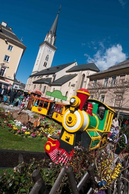 Austria. I mercatini di Pasqua