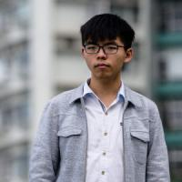 La sfida di Joshua Wong: