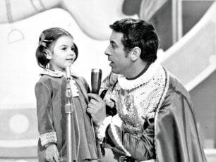"""Cristina D'Avena: """"Cino Tortorella? Era come un papà"""""""