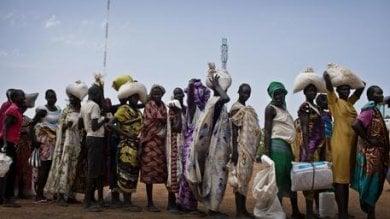 """Sud Sudan, """"Punto di rottura imminente"""":  ci vogliono subito aiuti per chi fugge"""