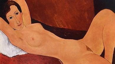 Modigliani e le sue donne enigma A Genova mostra spettacolo   foto