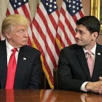 Usa, Trump non ha i voti dei repubblicani per abolire l'Obamacare