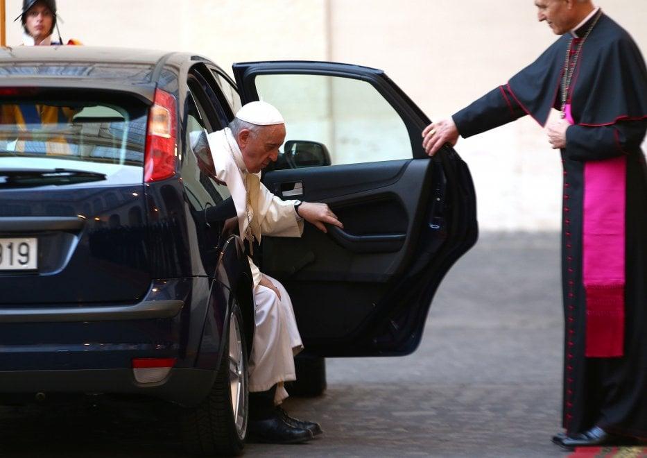 Trattati di Roma, i grandi d'Europa ricevuti in Vaticano da papa Francesco